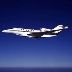 Why charter a private aircraft?